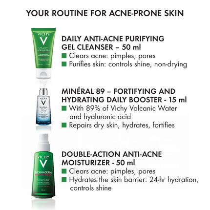 ANTI-ACNE GIFT SET Normaderm Phytosolution