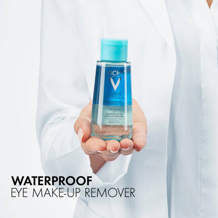 Purete Thermale Biphase Waterproof Eye Makeup Remover