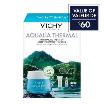 HYDRATION KIT - Aqualia Thermal Rich Cream, Hydrating Face Care