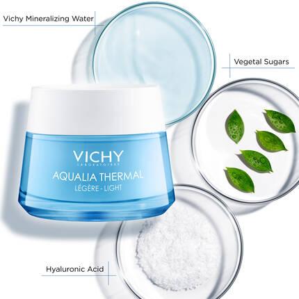 Aqualia Thermal Moisturizing Light Cream by Vichy Laboratories