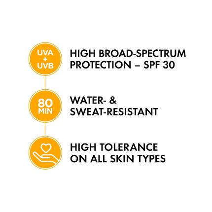 IDEAL SOLEIL DRY TOUCH BODY SPF30