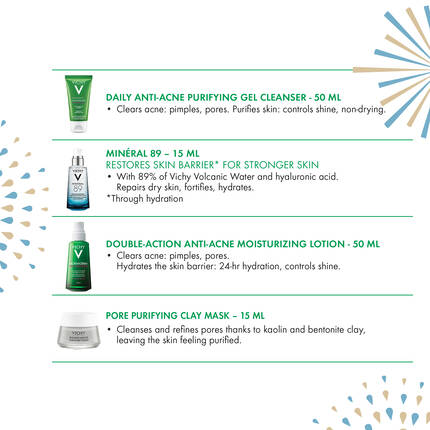 NORMADERM PHYTOSOLUTION Gift Set