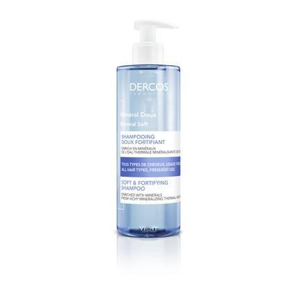 Dercos Mineral Soft Shampoo by Vichy Laboratories