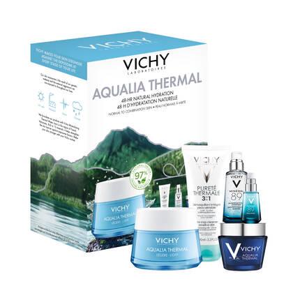 HYDRATION KIT - Aqualia Thermal Light Cream, Hydrating Face Care