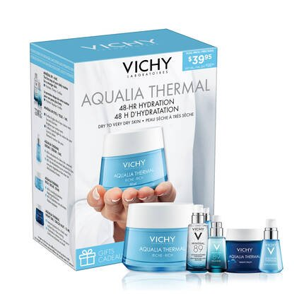 Aqualia Thermal Rich 48hr HYDRATION Gift Set