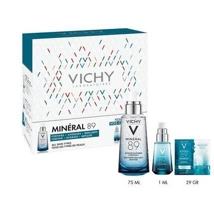 VICHY MINÉRAL 89 75 ML KIT