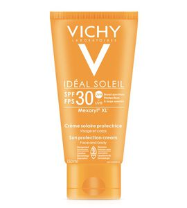 id al soleil cream spf 30 body and face protection vichy. Black Bedroom Furniture Sets. Home Design Ideas