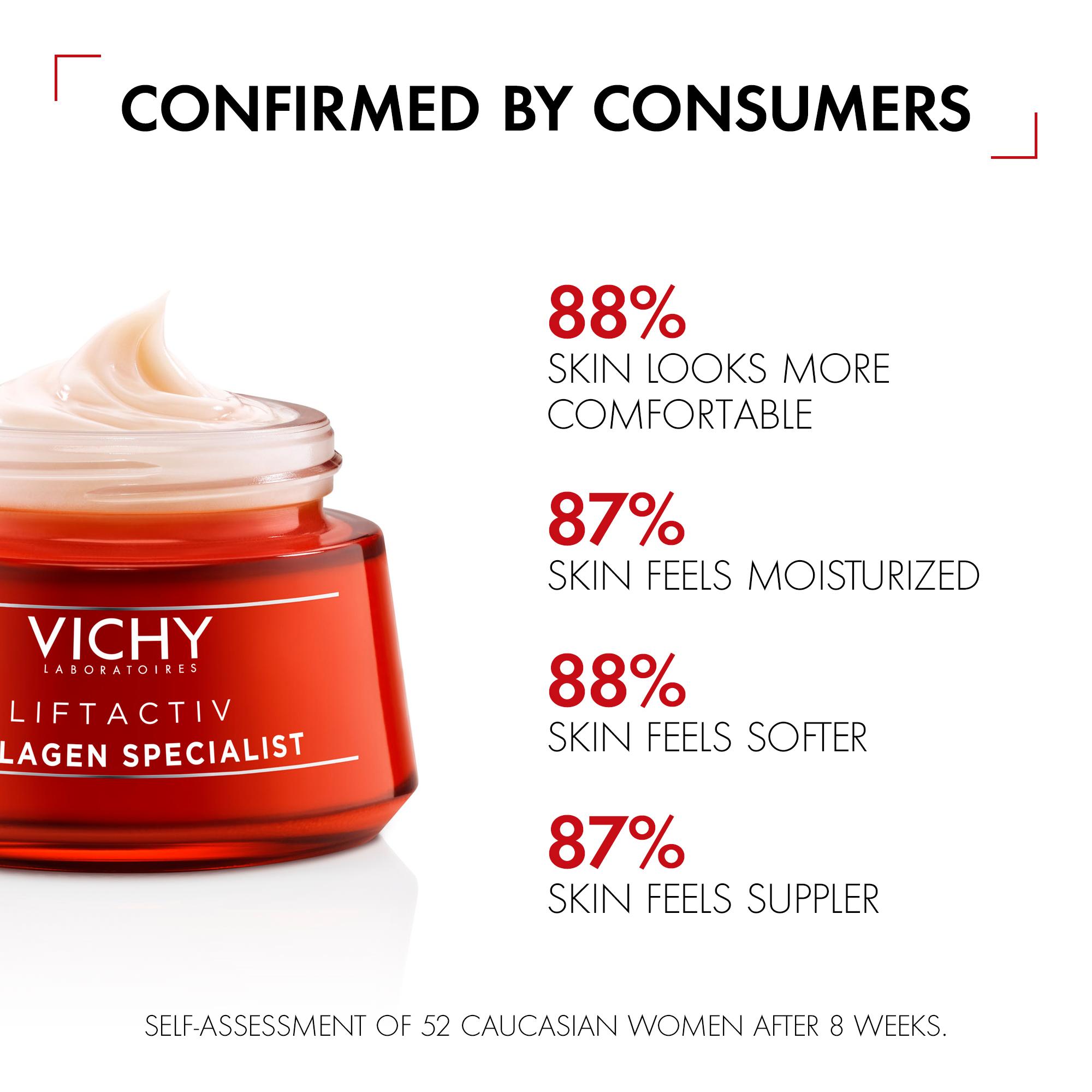 Liftactiv Collagen Specialist Firming Cream | Vichy Canada