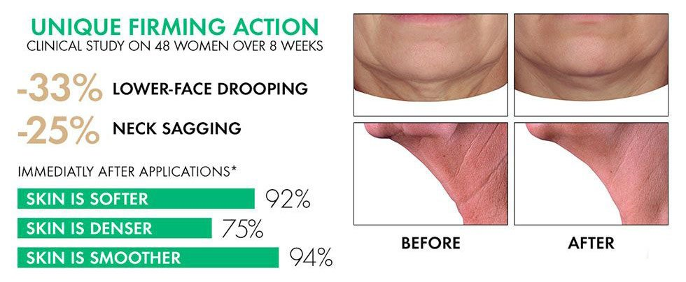 Unique firming action