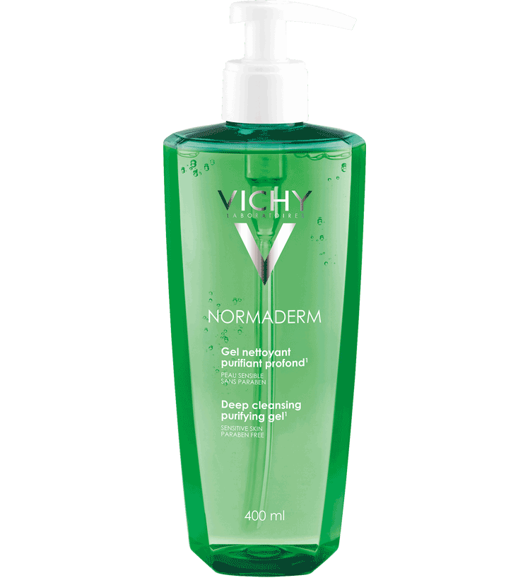 Normaderm Deep Cleansing Gel Face Care Vichy Laboratories