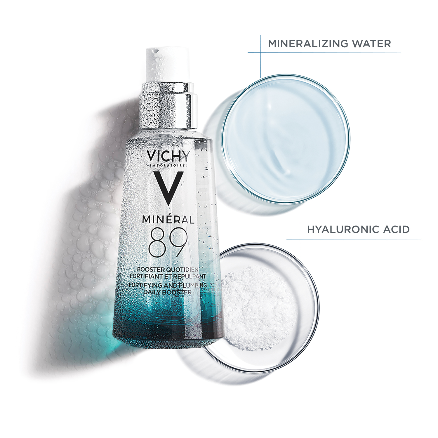 Mineral 89 75ml With Hyaluronic Acid By Vichy Laboratories